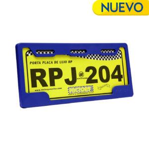 Portaplacas RPJ